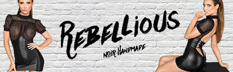 Collection Rebellious Noir Handmade